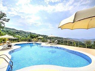 4 bedroom Villa in Laureana Cilento, Campania, Italy : ref 5229667
