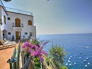 4 bedroom Villa in Praiano, Campania, Italy : ref 5229662