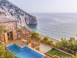 2 bedroom Villa in Agios Nikitas, Ionian Islands, Greece : ref 5229683