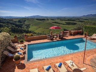 5 bedroom Villa in Fabbrica, Tuscany, Italy : ref 5228883