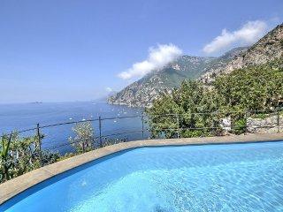 6 bedroom Villa in Positano, Campania, Italy : ref 5228827