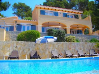 4 bedroom Villa in Son Bou, Balearic Islands, Spain : ref 5228179