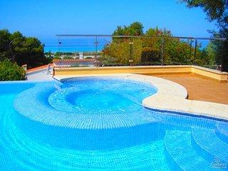 4 bedroom Villa in Son Bou, Balearic Islands, Spain : ref 5228179
