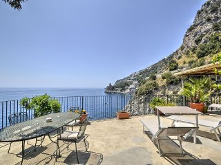 3 bedroom Villa in Praiano, Campania, Italy : ref 5228759