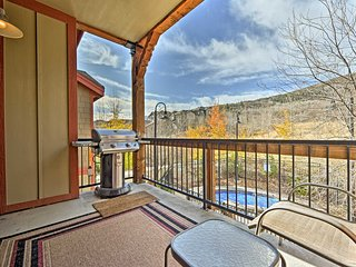 NEW!3BR Park City Condo 5 Miles from 3 Ski Resorts