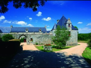 7 bedroom Chateau in Primelin, Brittany, France : ref 5218059