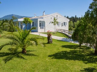 4 bedroom Villa in Gazátika, Ionian Islands, Greece : ref 5218018