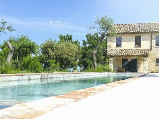 3 bedroom Villa in Valcarecce, The Marches, Italy : ref 5218039
