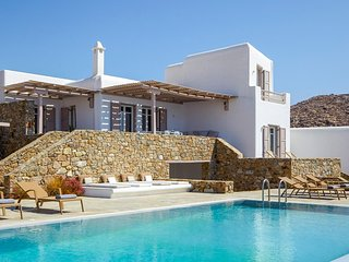 5 bedroom Villa in Platis Gialos, South Aegean, Greece : ref 5218056