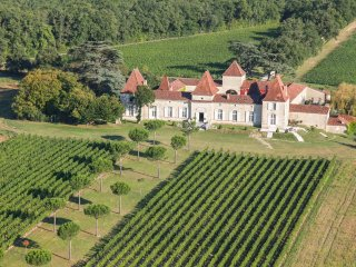 7 bedroom Chateau in Espiens, Nouvelle-Aquitaine, France : ref 5049707