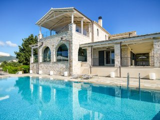 4 bedroom Villa in Sývota, Epirus, Greece : ref 5217973