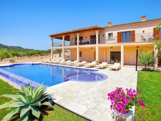 5 bedroom Villa in s'Horta, Balearic Islands, Spain : ref 5217981