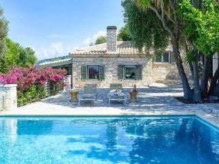3 bedroom Villa in Syvota, Epirus, Greece : ref 5217974