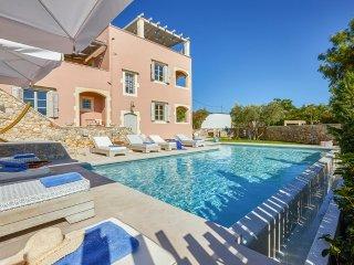 4 bedroom Villa in Xirosternion, Crete, Greece : ref 5217987