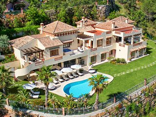 7 bedroom Villa in El Angel, Andalusia, Spain - 5217885