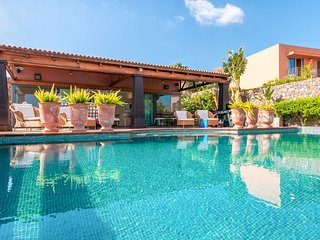 3 bedroom Villa in El Salobre, Canary Islands, Spain : ref 5217934