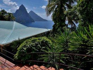 2 bedroom Villa in Santa Lucia di Roverbella, Dennery, Saint Lucia : ref 5217741