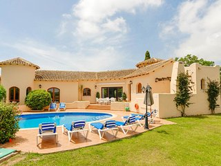 4 bedroom Villa in Atamaría, Murcia, Spain : ref 5217869