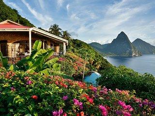 3 bedroom Villa in Santa Lucia di Roverbella, Dennery, Saint Lucia : ref 5217737