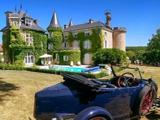 4 bedroom Chateau in Ingrandes-de-Touraine, Centre, France : ref 5217562