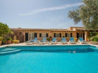 3 bedroom Villa in Cala San Vicente, Balearic Islands, Spain : ref 5184557
