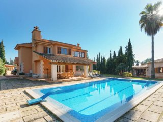 4 bedroom Villa in Palmanyola, Balearic Islands, Spain : ref 5184564