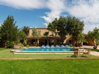 4 bedroom Villa in Muro, Balearic Islands, Spain : ref 5184512
