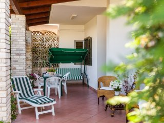 Villa Marina 350 meters to the beach private garden