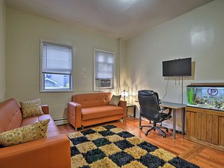 NEW! 1BR Elizabeth Apt - 15 Miles to Manhattan!
