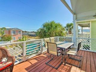 NEW! 'Casa Marlin' 3BR Panama City Beach House!