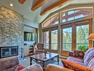 NEW! Ski-In/Ski-Out 3BR Solitude Condo w/ Balcony!