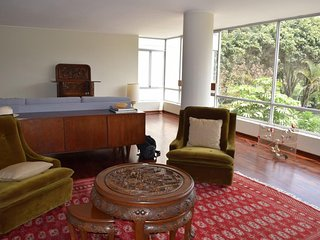 Majestic, Elegant and Spacious Apartment Surrounded by Green Areas in San Isidro