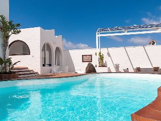 5 bedroom Villa in Playa del Hombre, Canary Islands, Spain : ref 5697785
