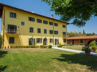 8 bedroom Villa in Montefalcone, Tuscany, Italy : ref 5696971