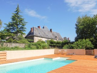 7 bedroom Villa in Fromental, Nouvelle-Aquitaine, France : ref 5049867