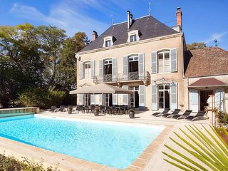 7 bedroom Chateau in Lans, Bourgogne-Franche-Comte, France : ref 5049847
