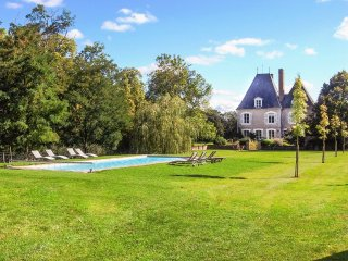6 bedroom Chateau in Brinon-sur-Sauldre, Centre, France : ref 5049833