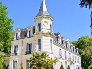 9 bedroom Chateau in Langeais, Centre, France : ref 5049829