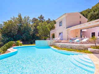 4 bedroom Villa in Agios Stefanos Sinion, Ionian Islands, Greece : ref 5049874