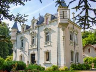 6 bedroom Chateau with Pool and WiFi - 5803125
