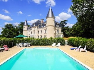9 bedroom Chateau in Beaupreau, Pays de la Loire, France : ref 5049824