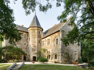 Grand Bonnezeaux Chateau Sleeps 40 with Pool - 5049813