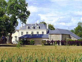 7 bedroom Chateau in Chizeray, Centre, France : ref 5049810