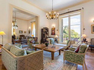Perrusson Chateau Sleeps 13 with Pool - 5049812
