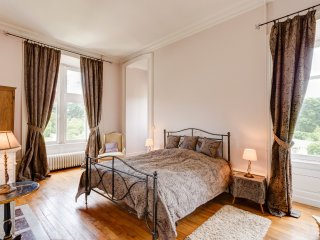Poubreuil Chateau Sleeps 35 with Pool - 5049765