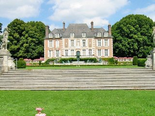 9 bedroom Chateau in Saint-Maclou, Normandy, France : ref 5049731