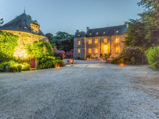 12 bedroom Chateau in Tamerville, Normandy, France : ref 5049733