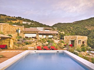 5 bedroom Villa in Musoleu, Corsica, France : ref 5049680