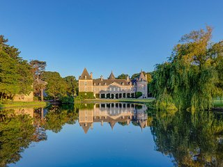 5 bedroom Chateau in Tocqueville, Normandy, France - 5049742