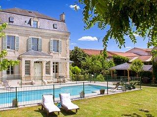 9 bedroom Chateau in Saint-Astier, Nouvelle-Aquitaine, France - 5049621